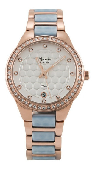 Reloj Alexandre Christie Lady Passion 2626ldbrgsllb Original