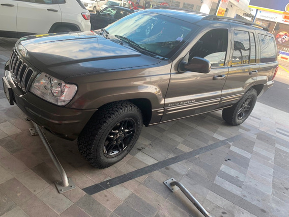 Jeep Grand Cherokee 2003 Matriculado 2019
