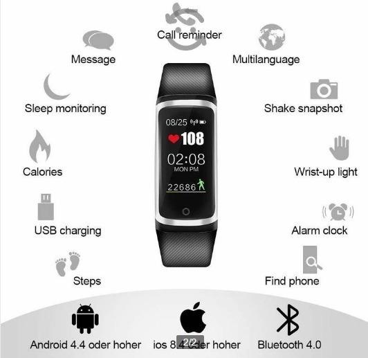 Reloj Smart Para Deportistas