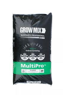 Sustrato Grow Mix Multipro 20l 10% Desc Pago Contado Consul