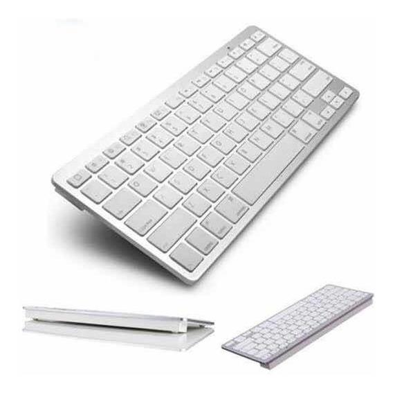 Teclado Padrão Apple Bluetooth iMac Macbook Air iPhone Univ.