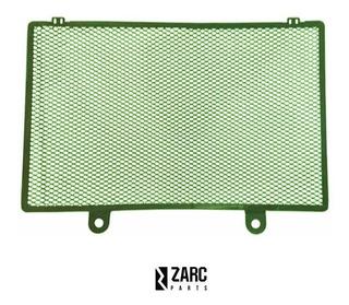 Protetor Radiador Kawasaki Z900 Naked 2017 - 2021 Verde