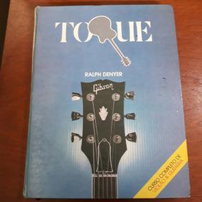 Livro Curso Completo Toque Violão E Guitarra Ralph Denyer