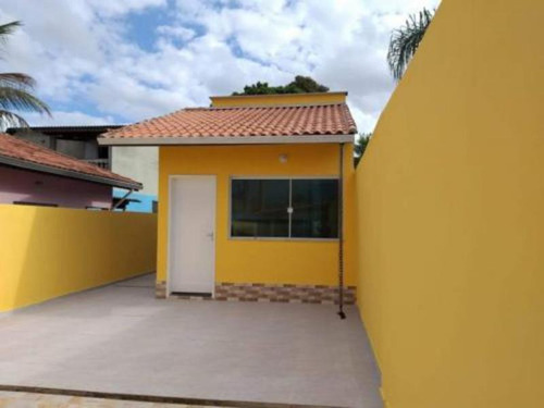Casa Perto Da Prainha Em Itanhaém Litoral Sul Sp - 3162 Npc