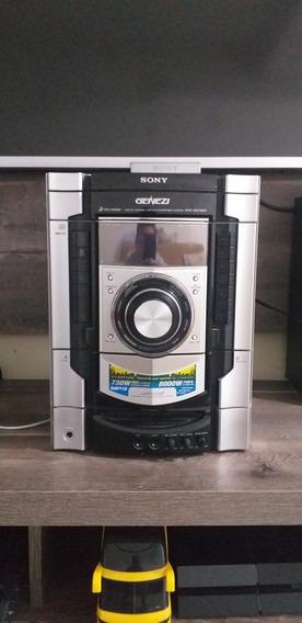 Aparelho De Som Residencial Sony 730 Rms De Pureza Sonora