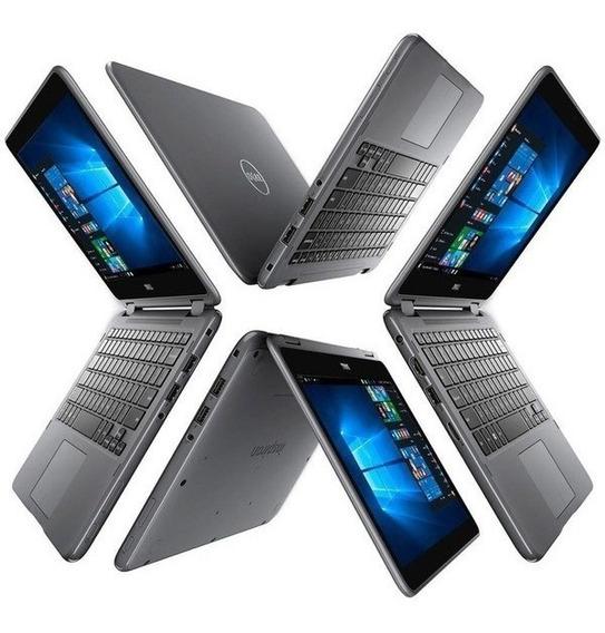 Notebook I11-3168-a10 2 Em 1 Dell Inspiron Quad Core Memória