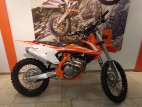 Motocicleta Ktm 250 Sx-f 2018 0km Naranja