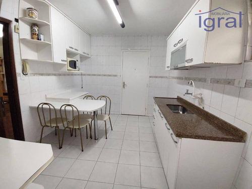 Imagem 1 de 15 de Apartamento Com 3 Dormitórios Para Alugar, 88 M² Por R$ 2.400,00/mês - Jabaquara - São Paulo/sp - Ap0982