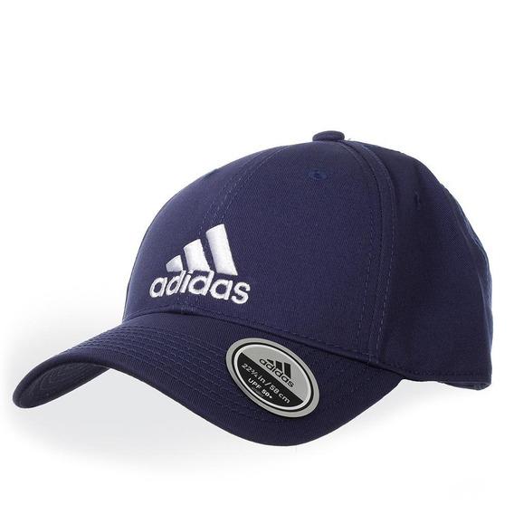 Gorra adidas Classic 6p Cotton - Cf6913 - Azul - Unisex