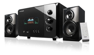 Parlantes Pc 2.1 Inalambricos Bluetooth 40w Viper Tv Usb