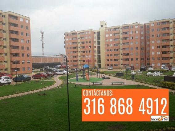 Apartamento En Venta Parque Residencial Parque De San Isidro -propiedad 724-388