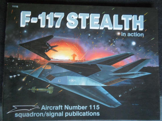 F- 117 Stealth In Action