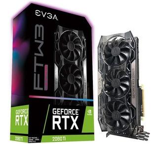Evga Geforce Rtx 2080 Ti Ftw3 Ultra Gaming Graphics Card