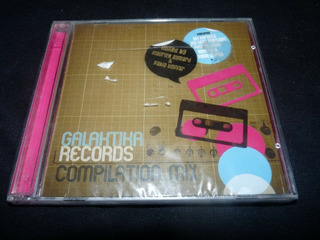 Galaktika Records Compilation Mix 2 Cd Electronica Venezuela