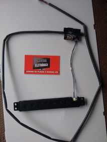 Teclado E Sensor Lg 55lm7600/ Lm66_76_96 Ver:1.6