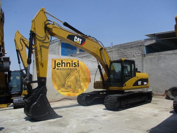 Excavadora Caterpillar 320dl 2008 Recien Importada Kit