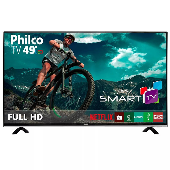 Tv Led Philco 49 Ptv49e68dswn Smart Bivolt