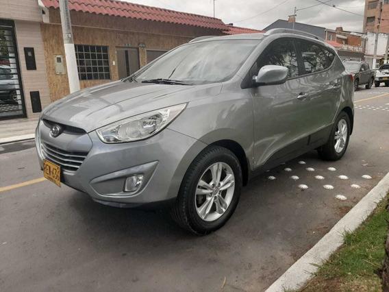 Hyundai Tucson Ix35 Gl Mecanica 4x2 ,, Impecable !!