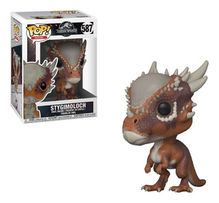 Funko Pop #587 Stygimoloch - Jurassic World 2 - Original