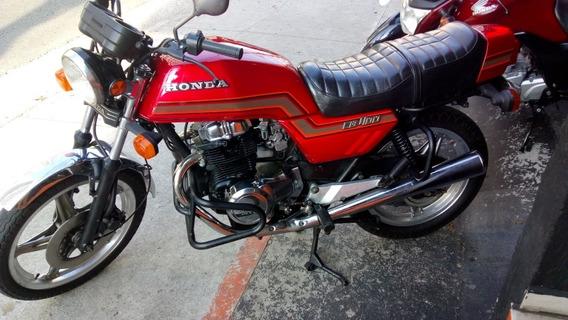 Honda Cb 400 Naked