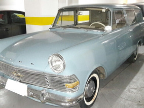 Opel Rekord Olympia Station Wagon 1.6 1961