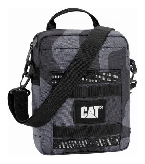 Morral Cat Porta Tablet Namib Gris/negro - Urbano