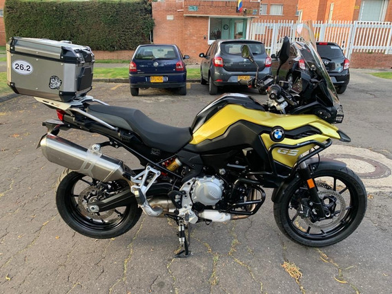 Bmw F750gs Tft Full Equipo