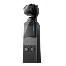 Películas Glass Display E Câmera Para Dji Osmo Pocket
