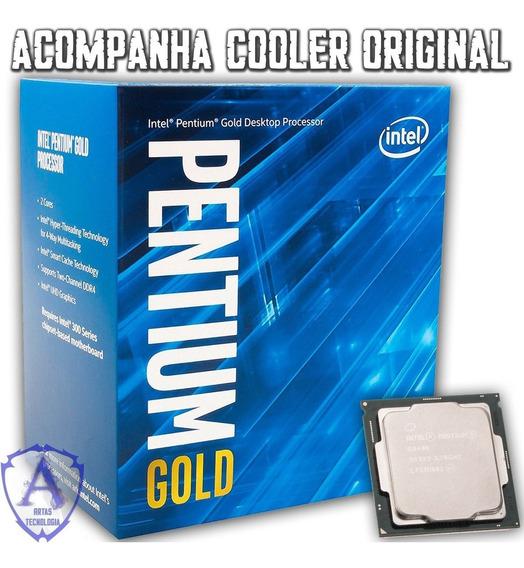 Processador Intel Pentium G5400 Oitava Geração Nota Fiscal