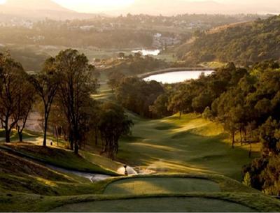 Vista A Campo De Golf