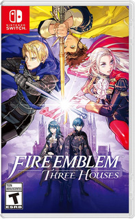 Juego Fire Emblem Nintendo Switch Three Houses Disponible