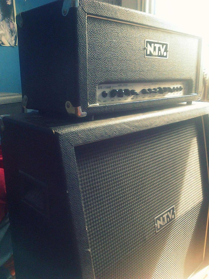 Vendo! Amplificador Nativo Gts110hr Cabezal + Caja 100w