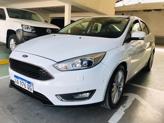 Ford Focus Iii 2.0 Sedan Titanium Mt 2017