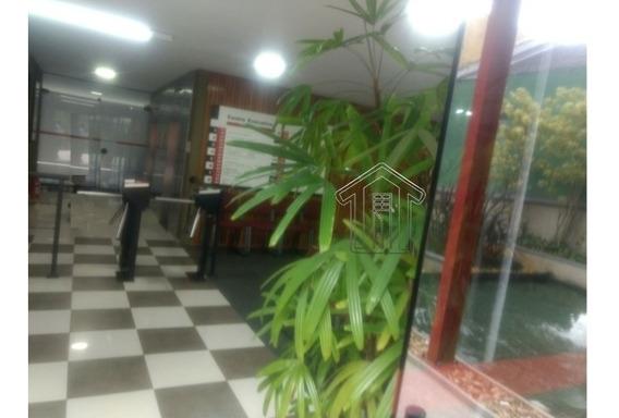 Conjunto Comercial Em Condomínio Para Locação No Centro De Santo André, 100 Metros - 8962ig