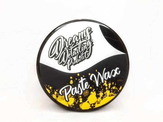 Paste Wax Cera En Pasta - Carnauba
