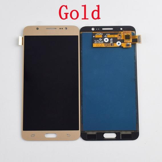 Display Galaxy J7 Metal