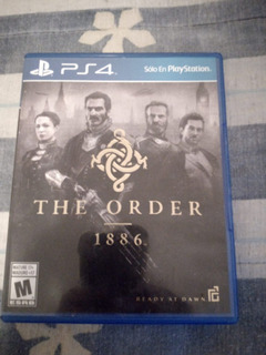 The Order - Usado - Ps4