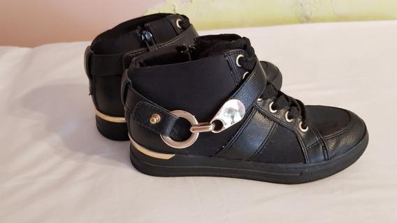 Zapatos Import Tipo Snickers Zapatillas Talle 35 Marca Aldo
