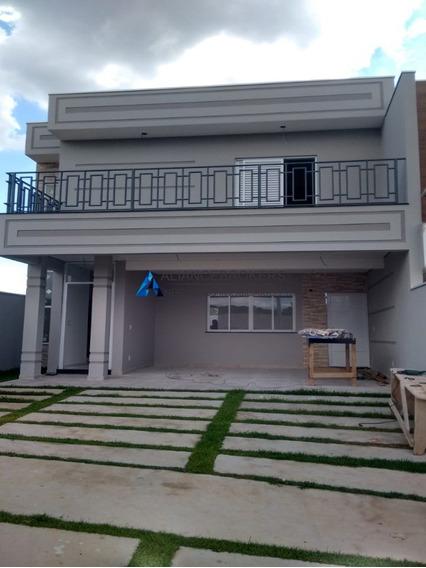 Vende-se Sobrado Com 3 Dormitórios 1 Suite - 4 Vagas - Condomínio Reserva Da Mata - Ca01185 - 33723196