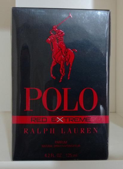 Polo Red Extreme Ralph Lauren Edp 125 Ml Original