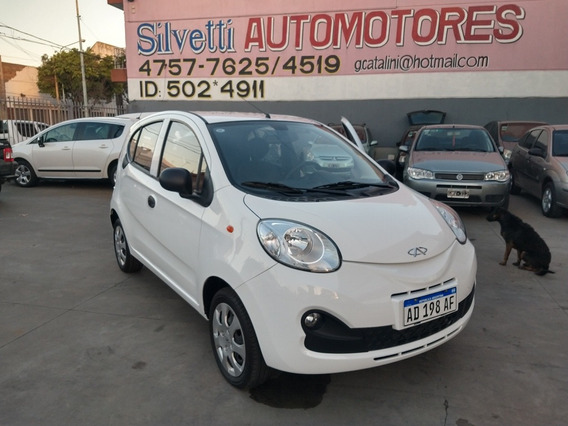 Chery Chery Qq 1.1 Confort Security 2018 Sin Rodar