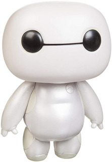 Funko Disney Big Hero 6 Enfermera Figura Baymax Pop Vinilo