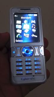 Celular Sony Ericsson K550 Solo Para Claro
