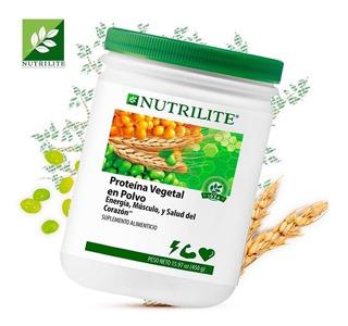 Proteina Vegetal En Polvo De Nutrilite