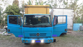 Mercedes-benz Mb 712 1999 Sider - 2º Dono