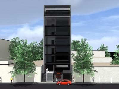 Desarrollo Edificio De Oficinas Viaducto 71