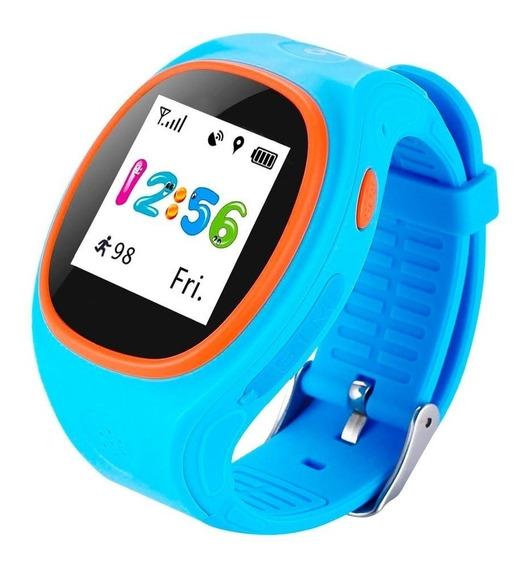 Smart Watch Gps Azul
