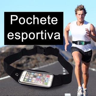 Pochete Porta-celular Para Corrida (running) Ou Caminhadas