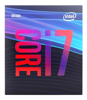 Microprocesador Intel Core I7-9700 Coffeelake Box - Cuotas