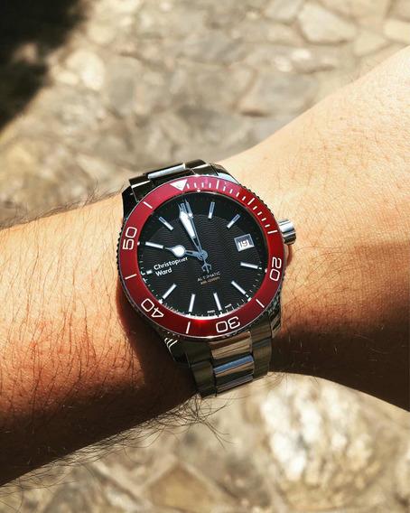 Relógio Christopher Ward C60 Trident 600
